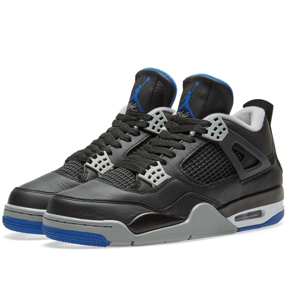 4cd11a2bf509 Nike Air Jordan 4 Retro Black