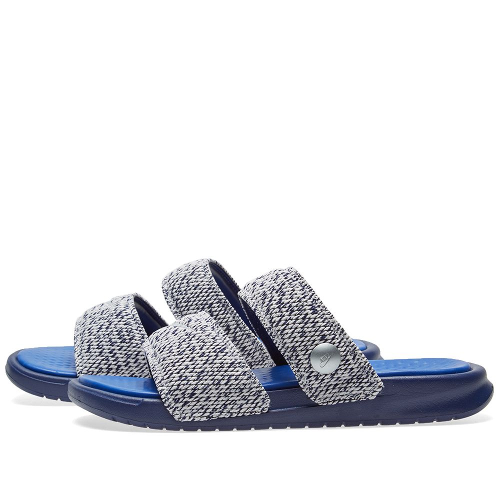 eb9aa2c7ae8b NikeLab x Pigalle Benassi Duo Ultra Slide Loyal Blue