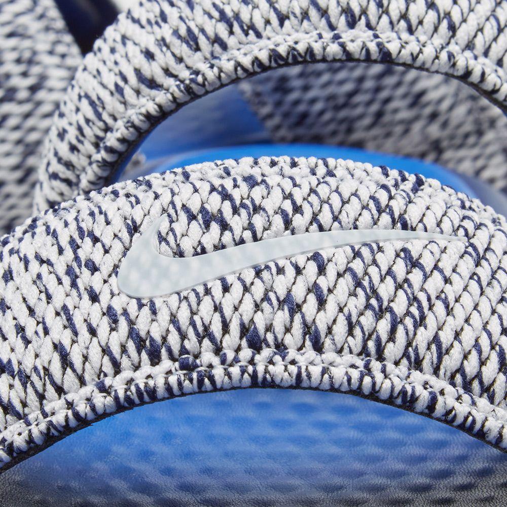 bf7e5fd6d16cc3 NikeLab x Pigalle Benassi Duo Ultra Slide Loyal Blue