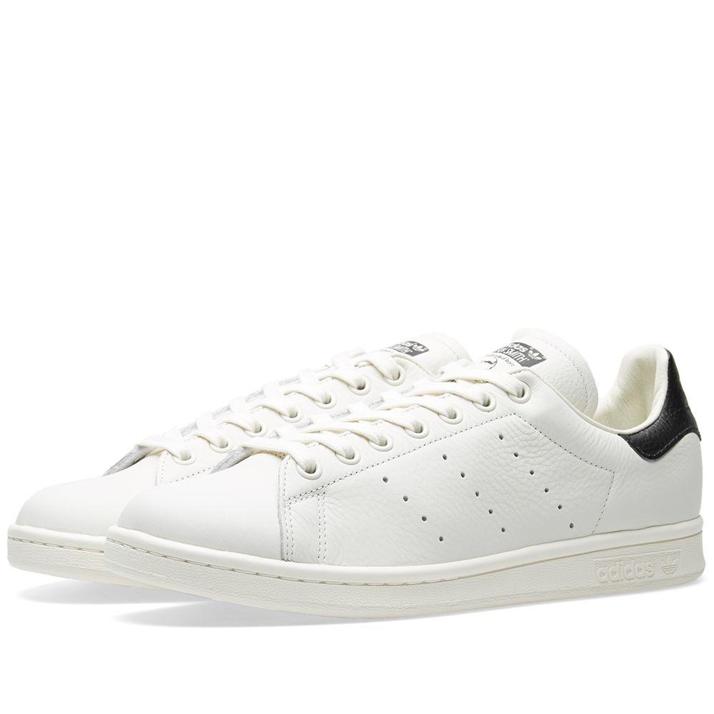 2f950443034d Adidas Stan Smith Premium Chalk White   Core Black