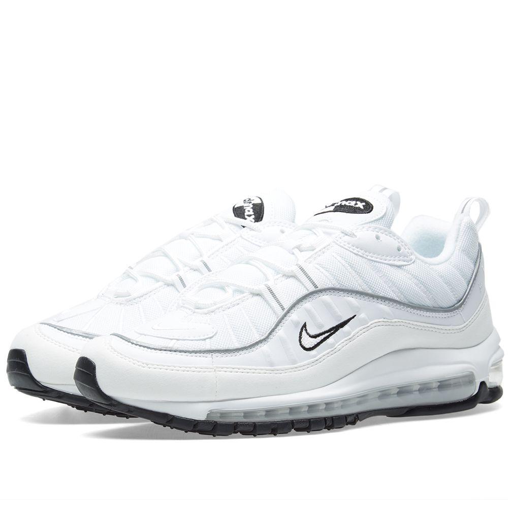 Nike Air Max 98 W White 786aa54de