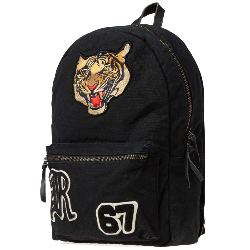 cf7d20162f homePolo Ralph Lauren Tiger Embroidered Backpack. image. image. image.  image. image. image. image. image. image. image. image. image