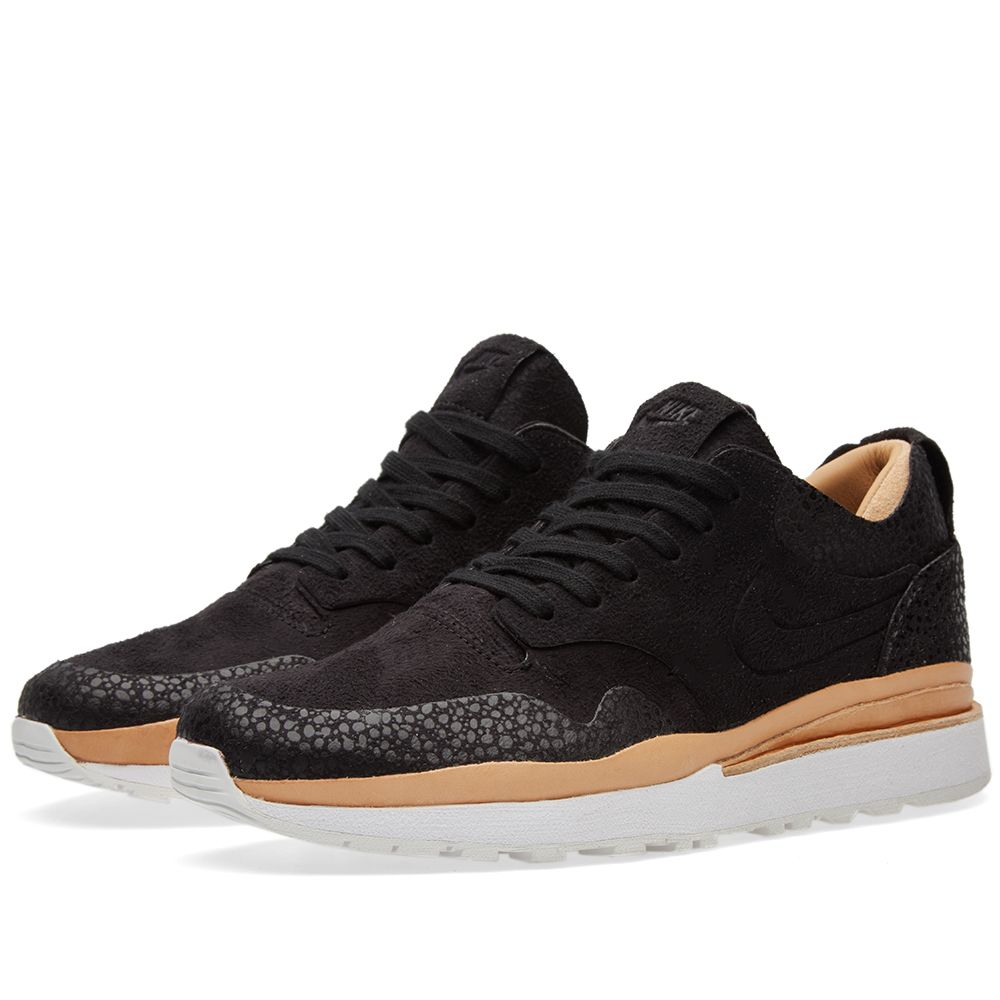 d81b9057472c NikeLab Air Safari Royal Black   Vachetta Tan