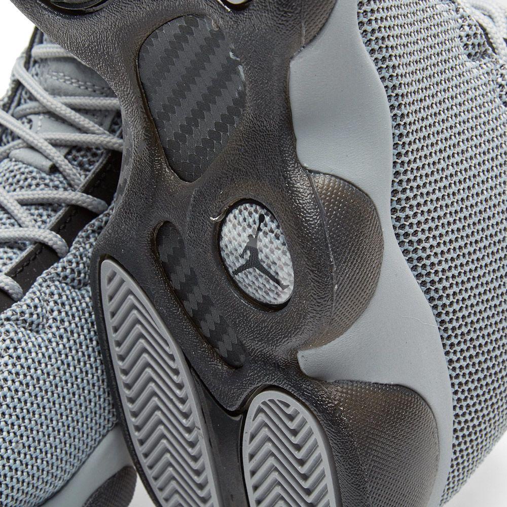 618d2fe86f98 Nike Air Jordan Horizon Low Wolf Grey   Black