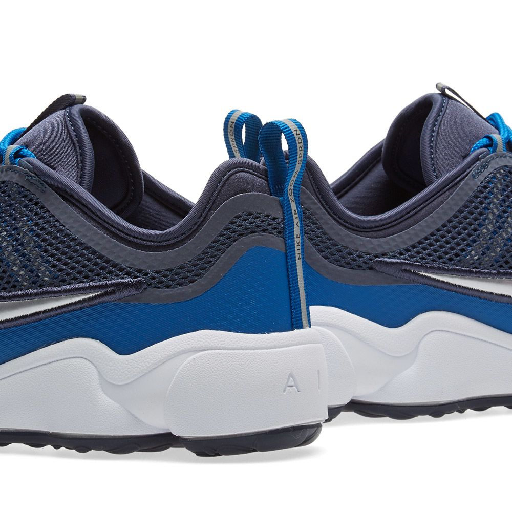 Nike Air Zoom Spiridon Ultra Armory Blue   Metalic Platinum  ad7a122efd59