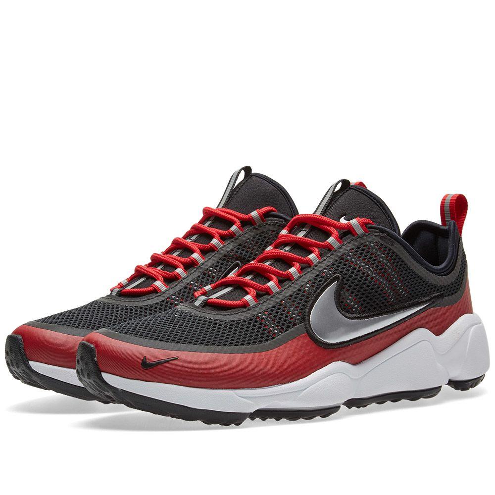 61fee058ee45 Nike Air Zoom Spiridon Ultra Black