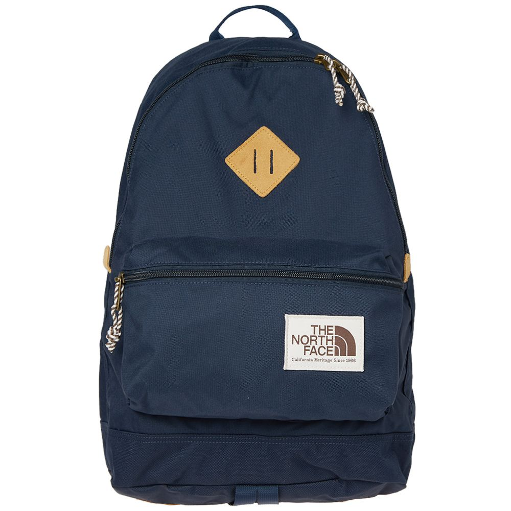 0e3074589d82bd The North Face Berkeley Backpack Urban Navy