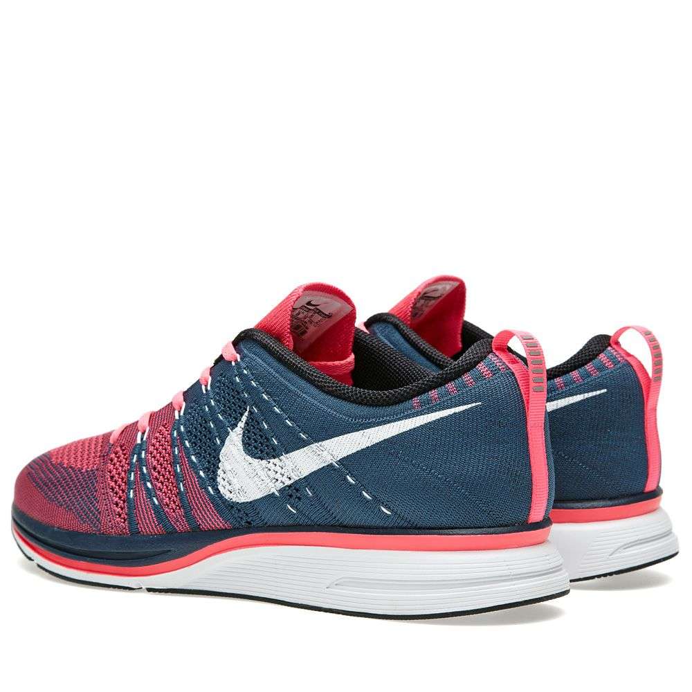 4dead20d8ddb Nike Flyknit Trainer +. Squadron Blue   White. £129 £85