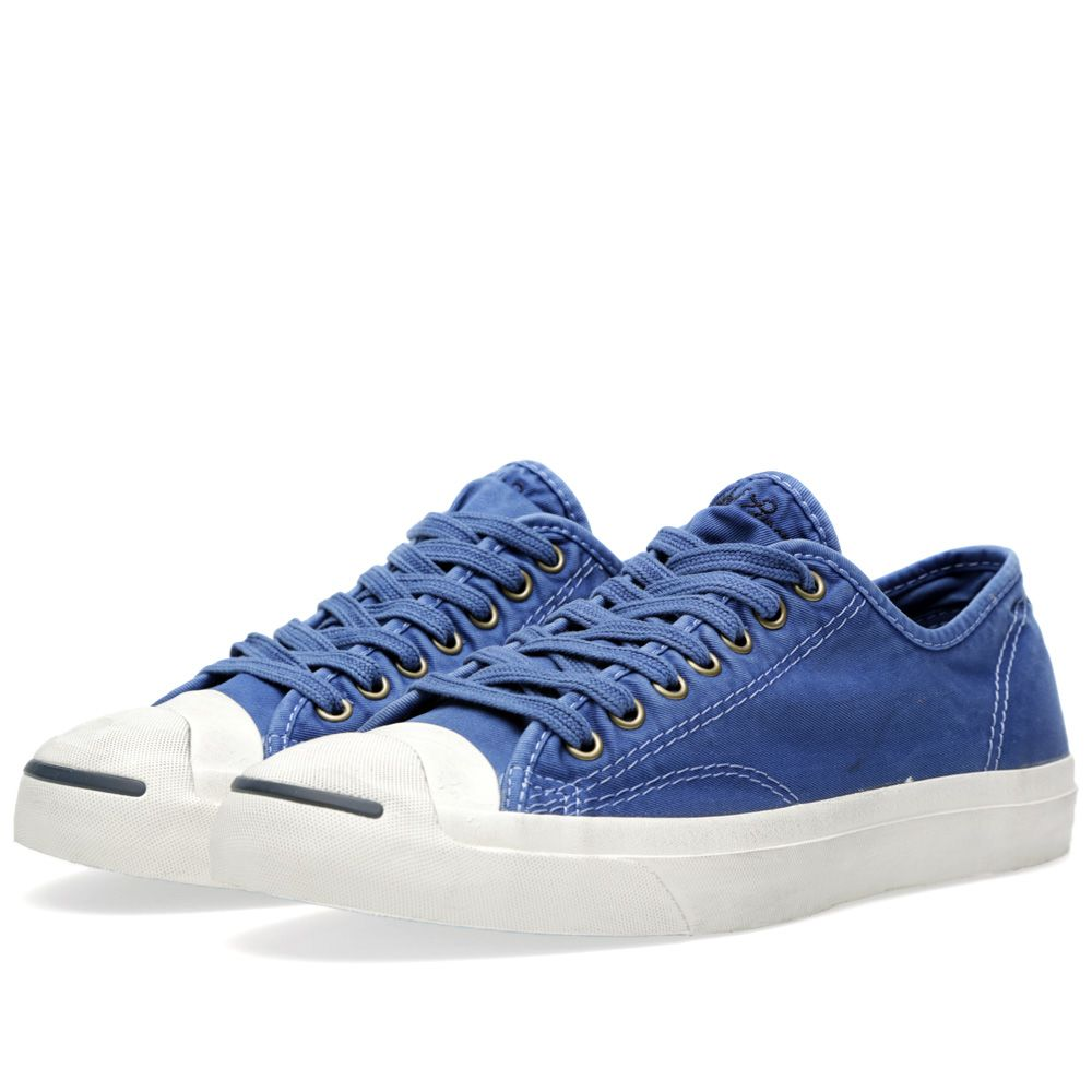 eb6aa3baa6a1 Converse Jack Purcell Ox Washed Midnight Lake