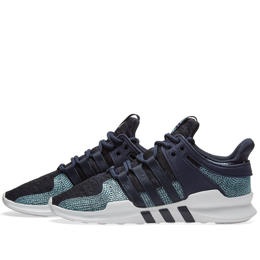 2fa72067ccb9 Adidas EQT Support ADV CK Parley Legend Ink   Blue Spirit