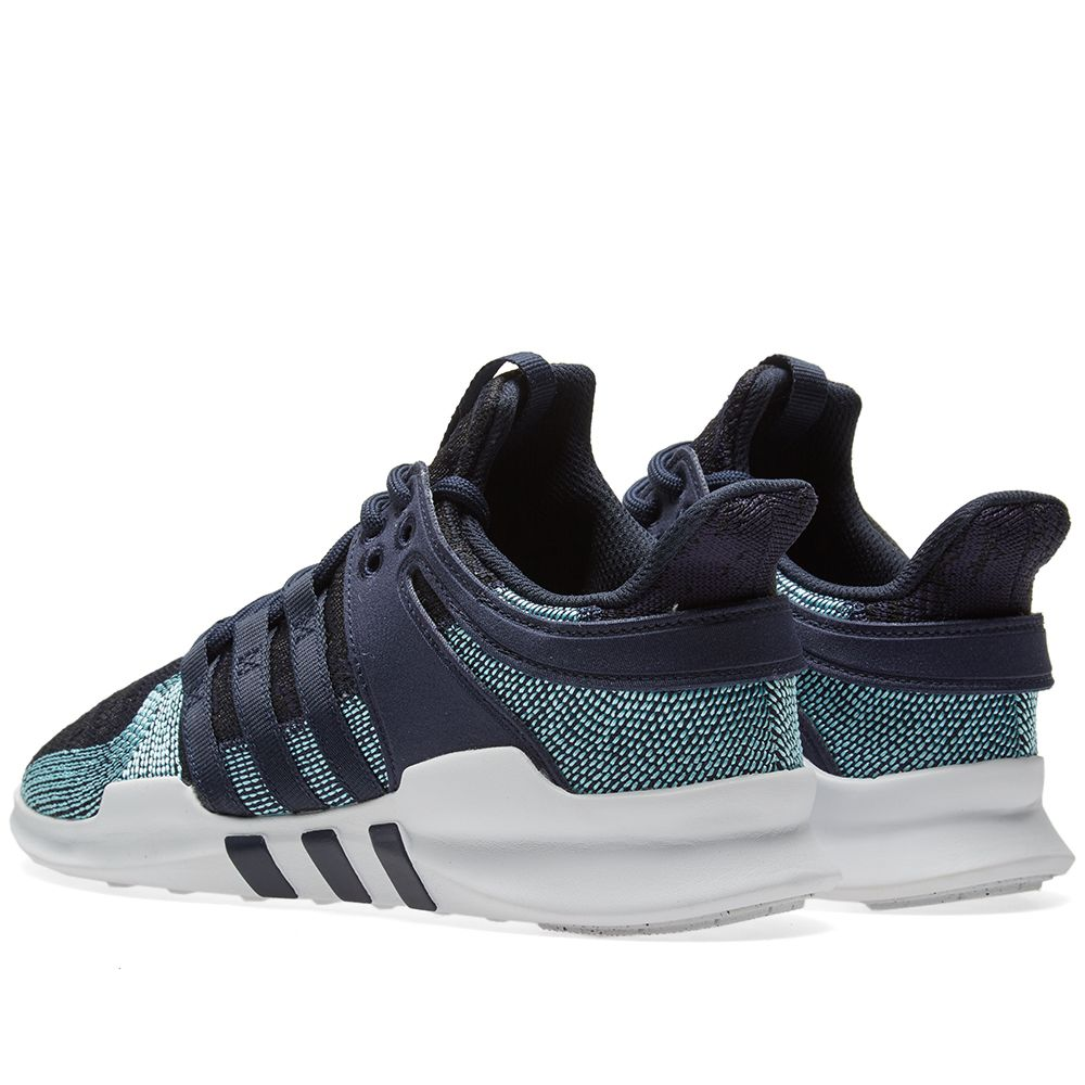 new style 238ec 3fbe9 Adidas EQT Support ADV CK Parley. Legend Ink ...