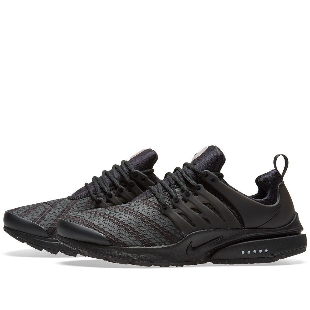 422e9ebdff43 Nike Air Presto Low Utility Black