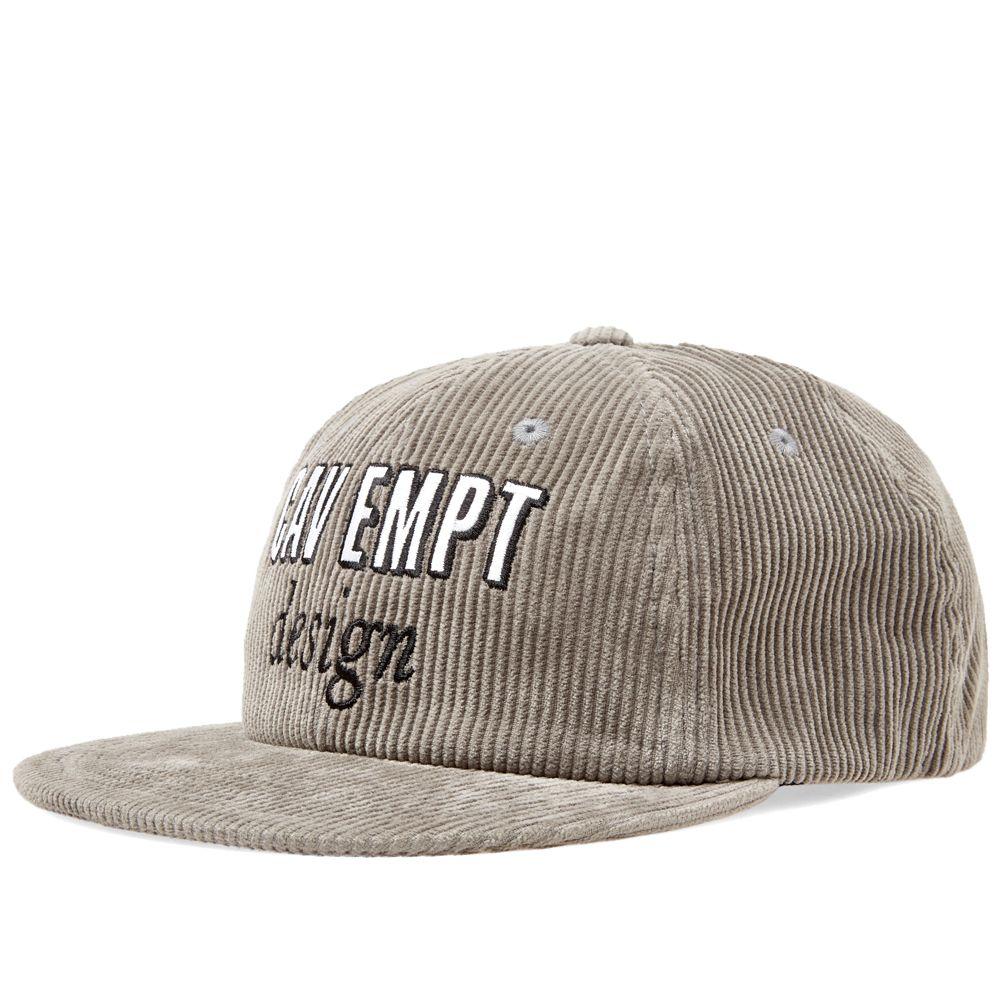 71d6e70748e Cav Empt Design Low Cap Grey