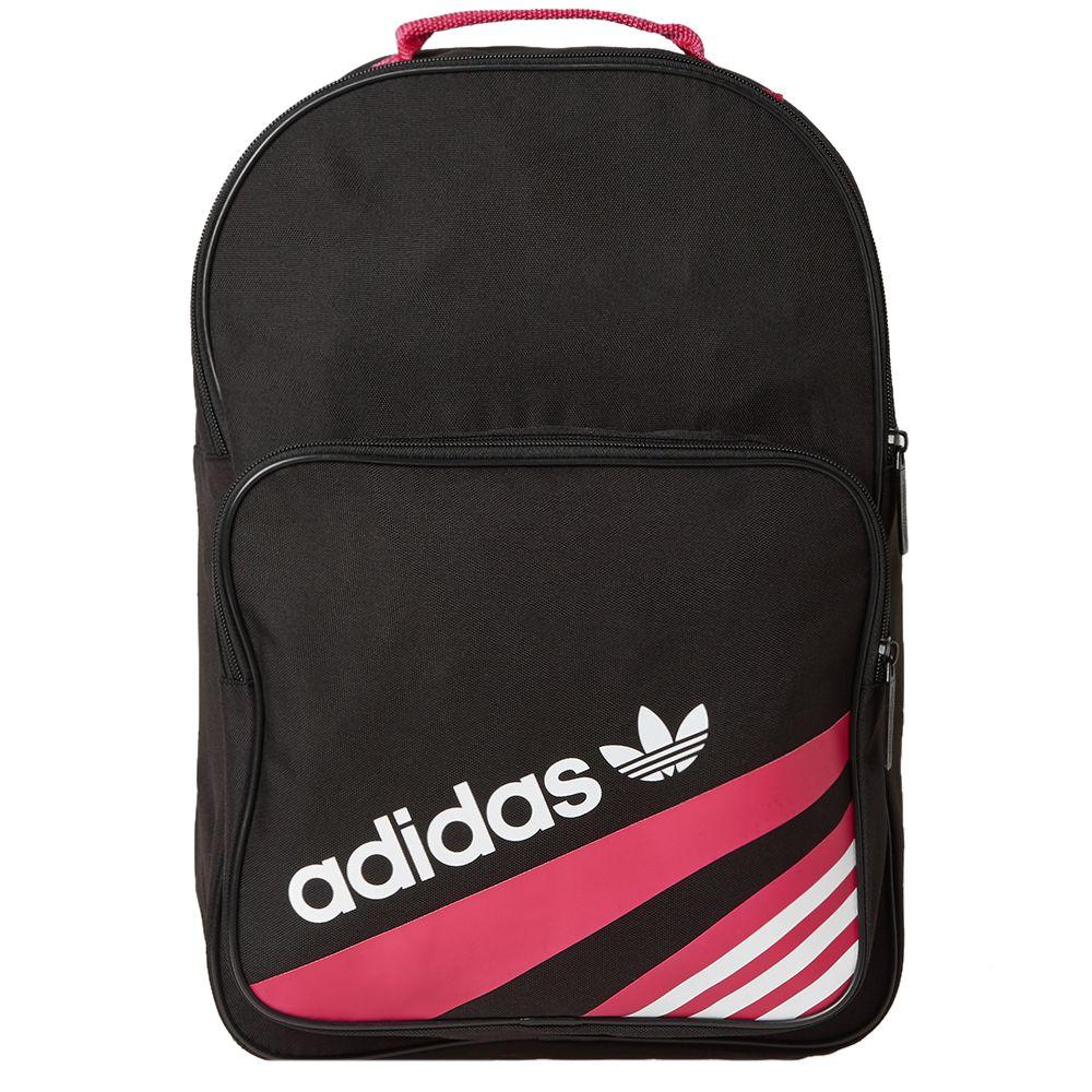 5828cf2e2f Adidas Sportive Backpack Black   Bold Pink
