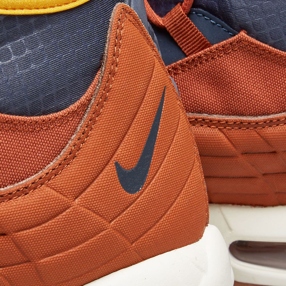d2f938633b6de3 Nike Air Max 95 Sneakerboot Russet
