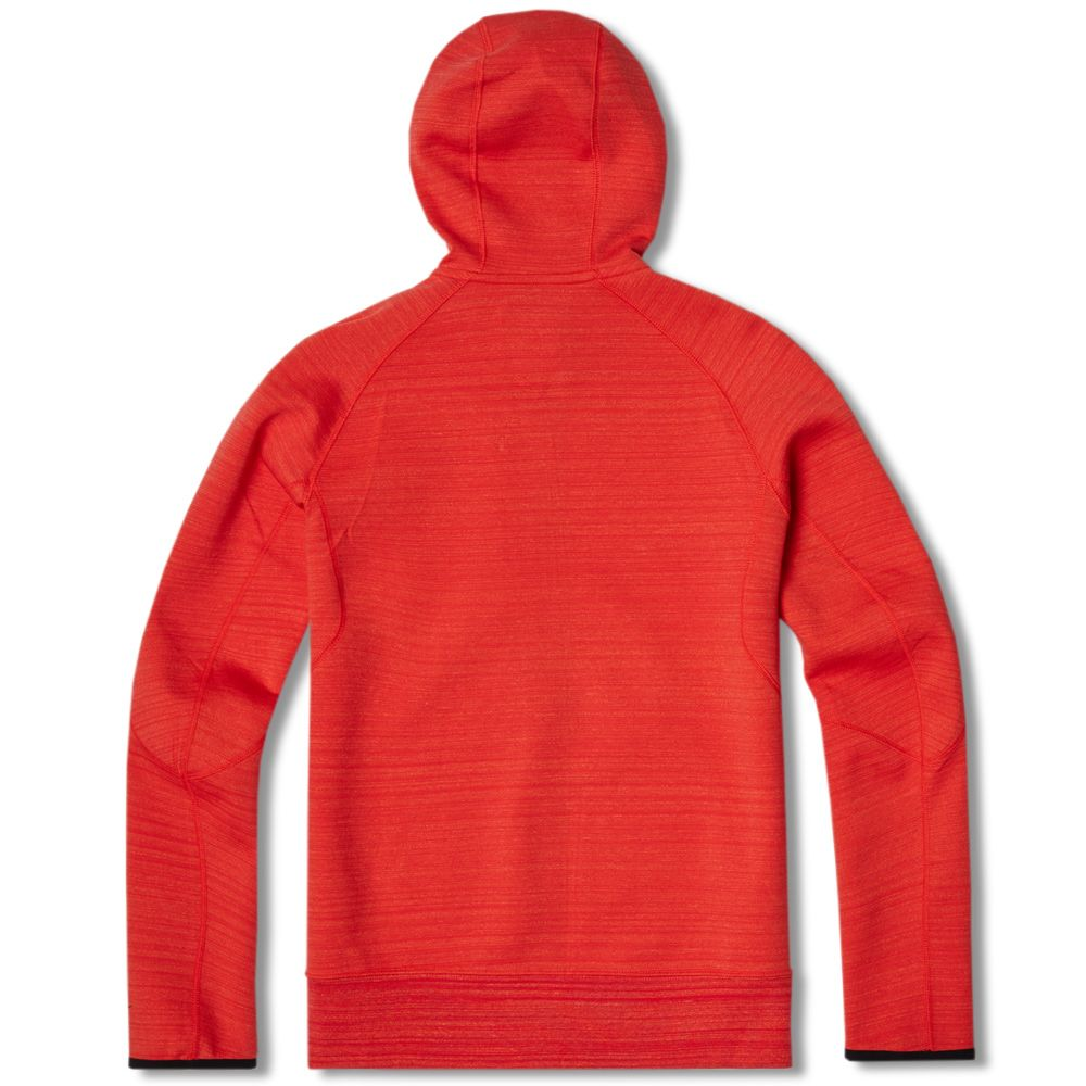 Nike Tech Super Full Zip Hoody. Red Marl. AU 129 AU 65. image 750c8d209