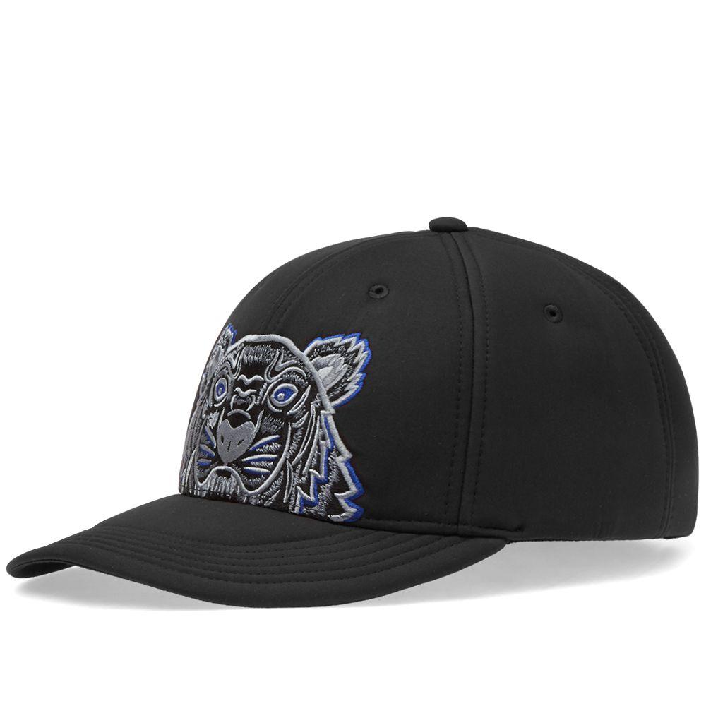 72a5e5a0c64 Kenzo Tiger Cap Black