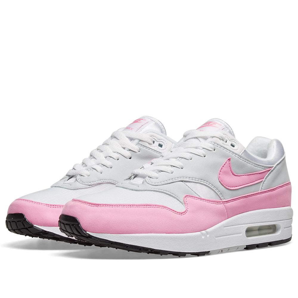 size 40 7474d e03c5 Nike Air Max 1 OG W White   Psychic Pink   END.