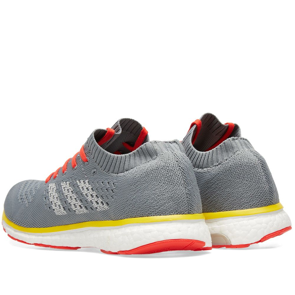 save off 33c2e b372e Adidas x Kolor AdiZero Prime Boost Grey  Yellow  END.