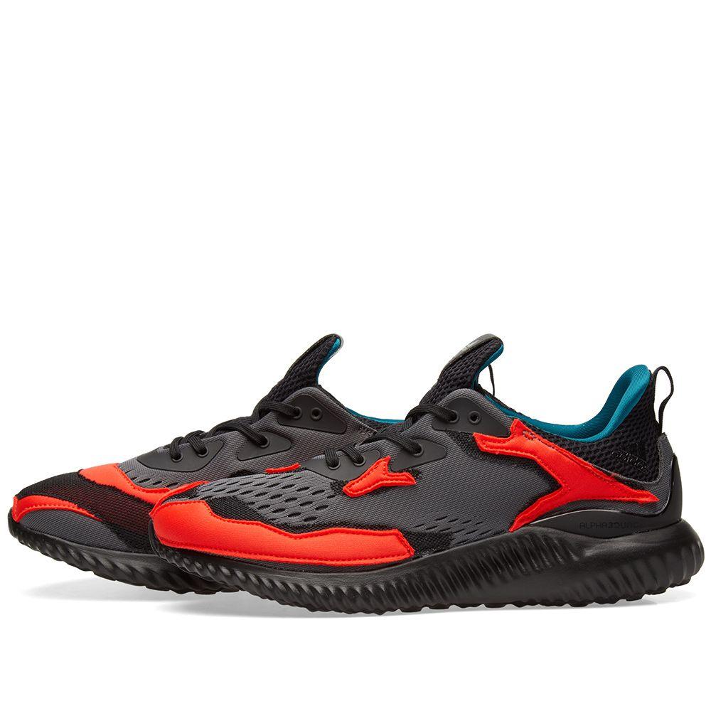 9cdb809c2 Adidas x Kolor Alphabounce. Red ...