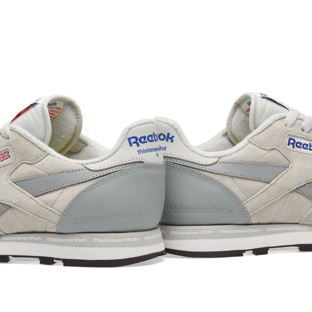7956d2af617f Reebok x thisisneverthat Classic Leather Steel
