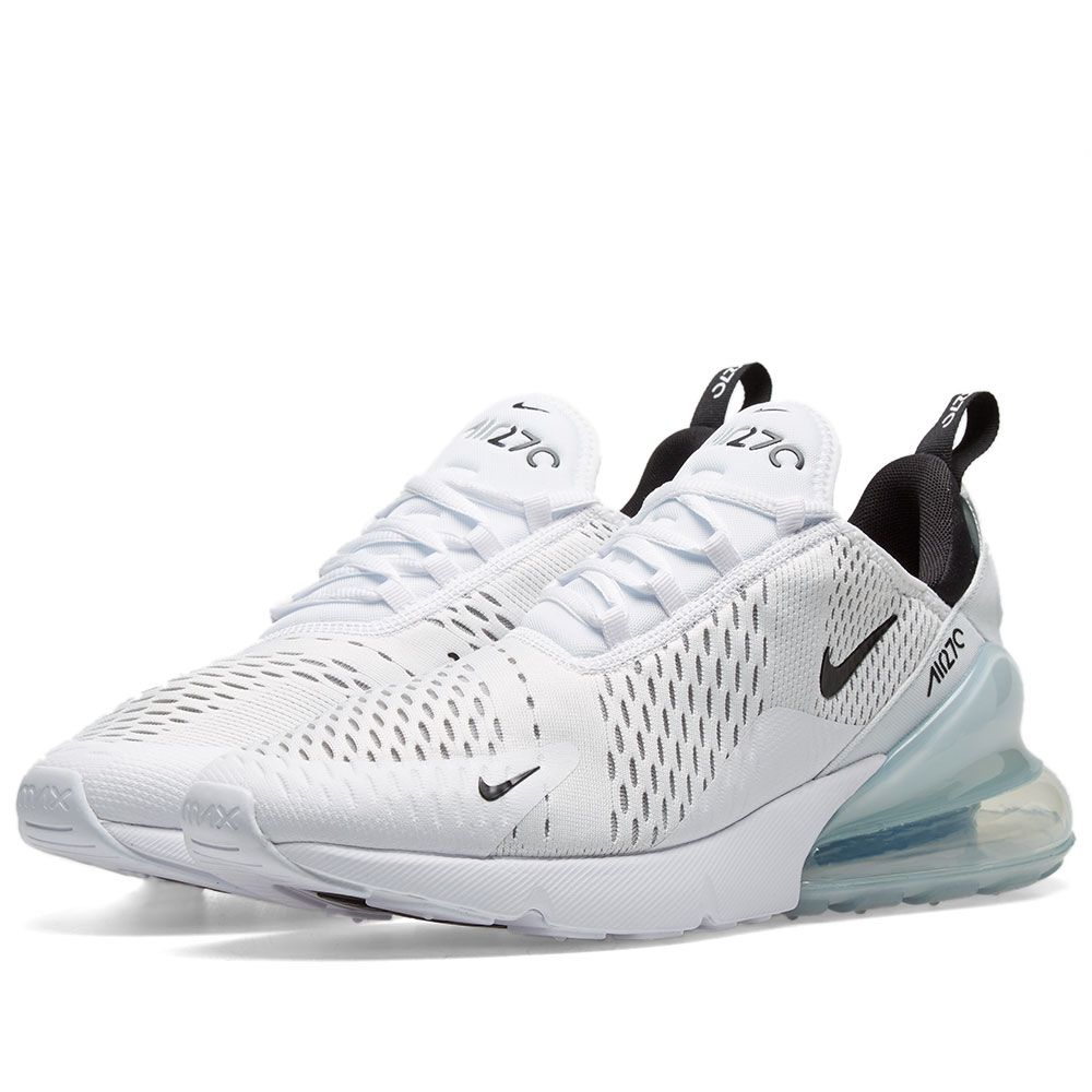 ca5f6ca457ec34 Nike Air Max 270 White   Black