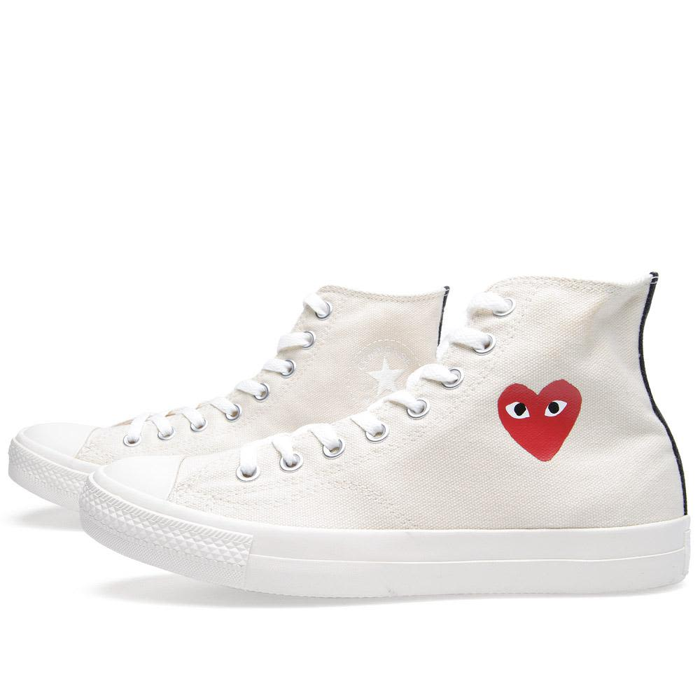 a6f0ef235765 homeComme des Garcons Play x Converse All Star Hi. image. image. image.  image. image. image. image