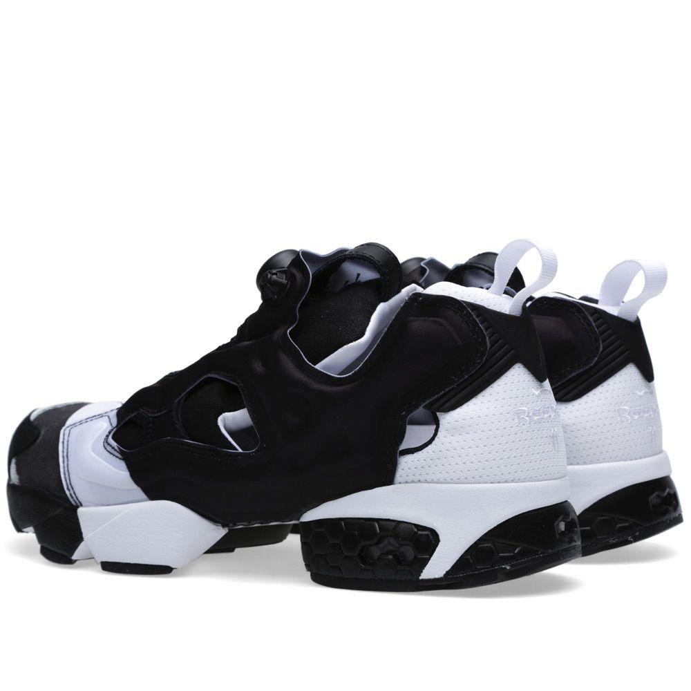 3dd4661cb8ea Reebok x 24 Kilates Instapump Fury OG Black   White