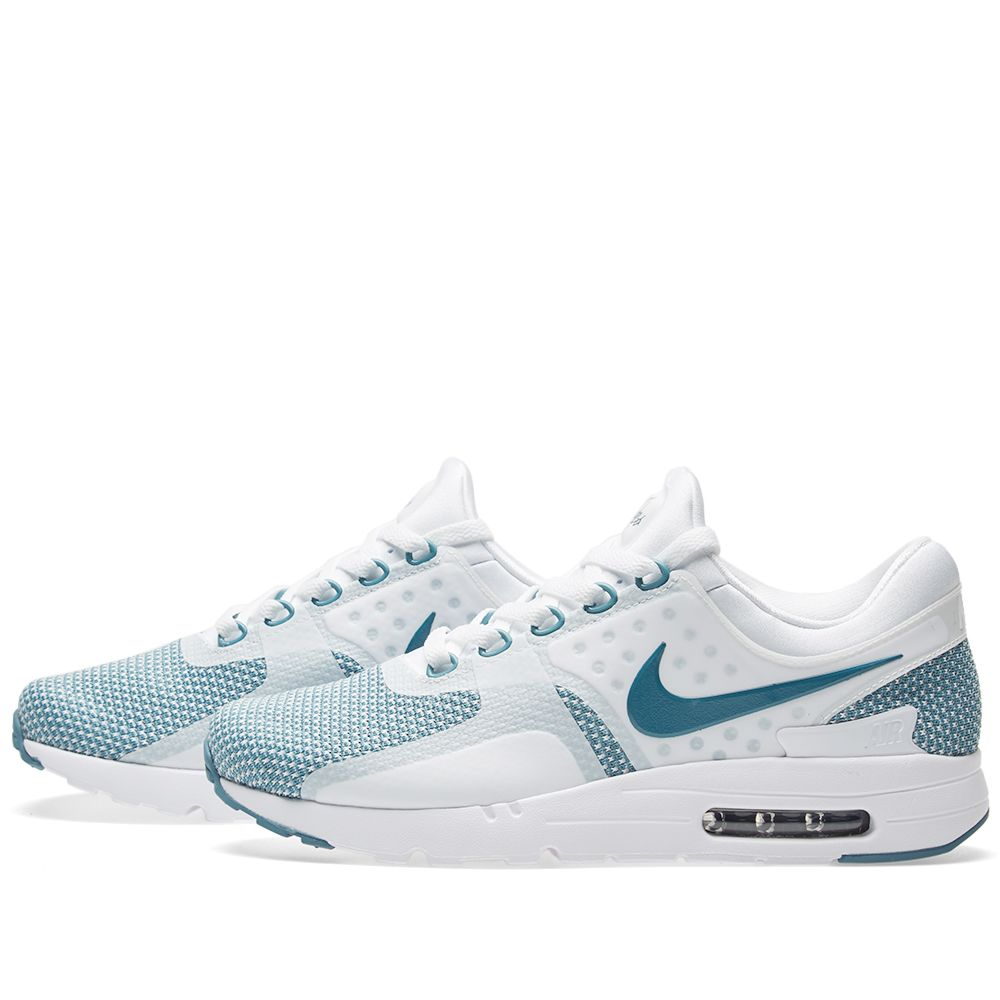 Who Picked Up A Pair Of The Nike Air Max Zero Smokey Blue