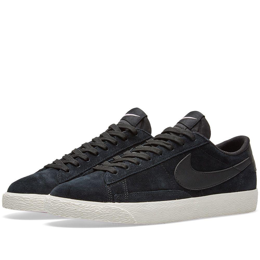 4ca62727a022 Nike Blazer Low Black