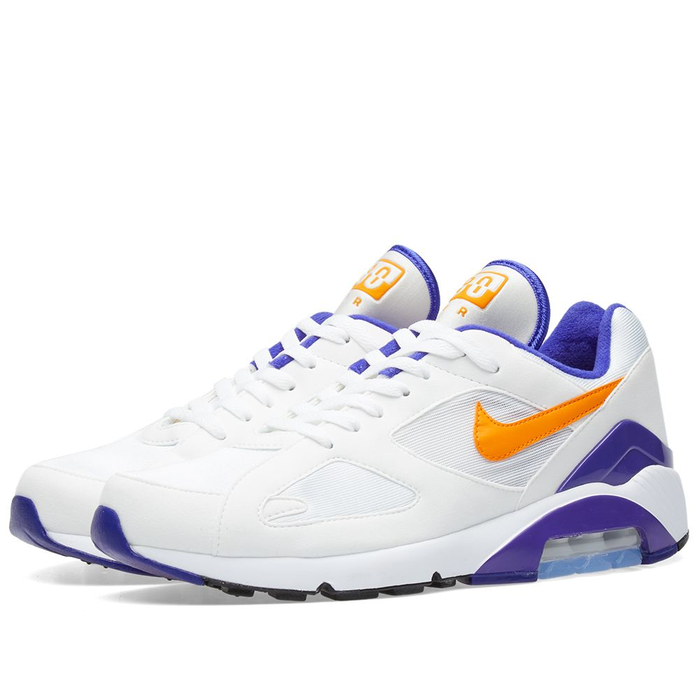 09e6462b8176a Nike Air Max 180 White   Bright Ceramic