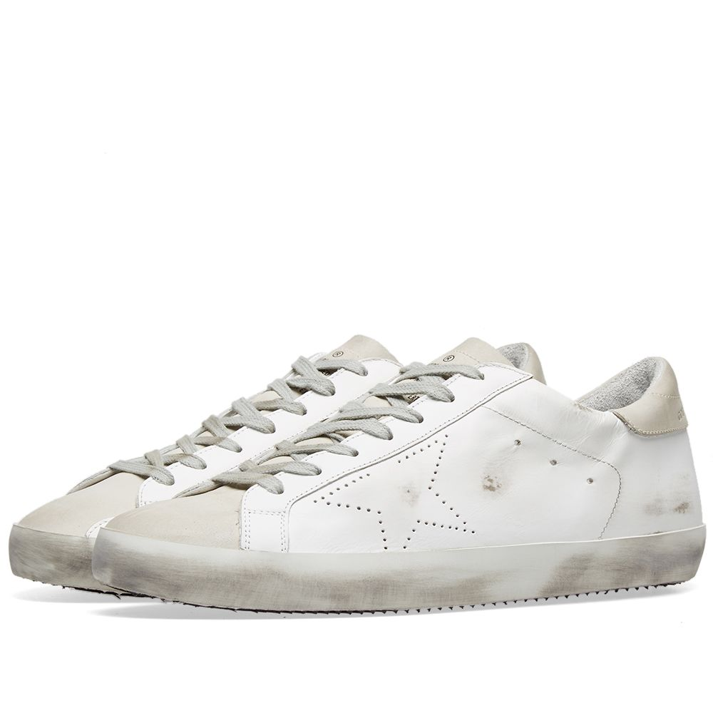 finest selection d802b 42352 homeGolden Goose Deluxe Brand Superstar Leather Sneaker. image. image.  image. image. image. image