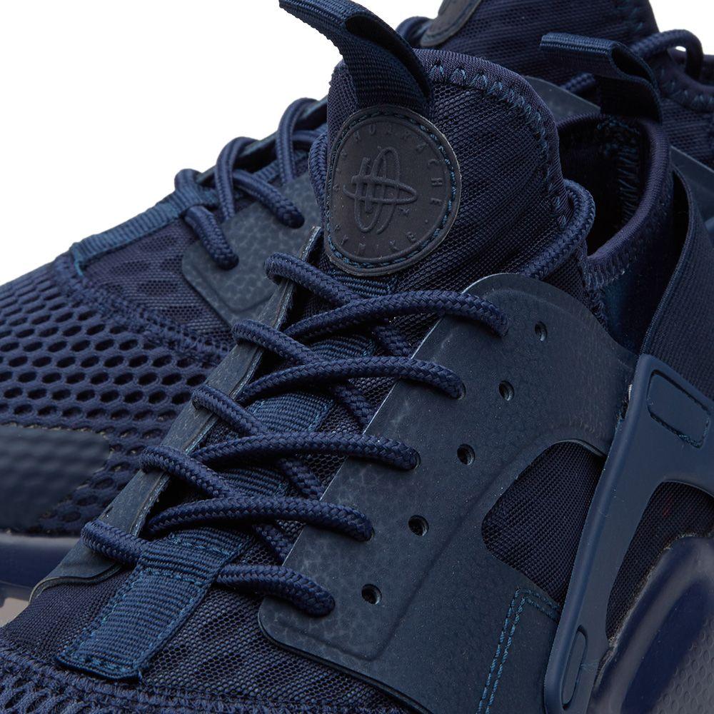 d0286638cbb75 Nike Air Huarache Run Ultra BR Midnight Navy