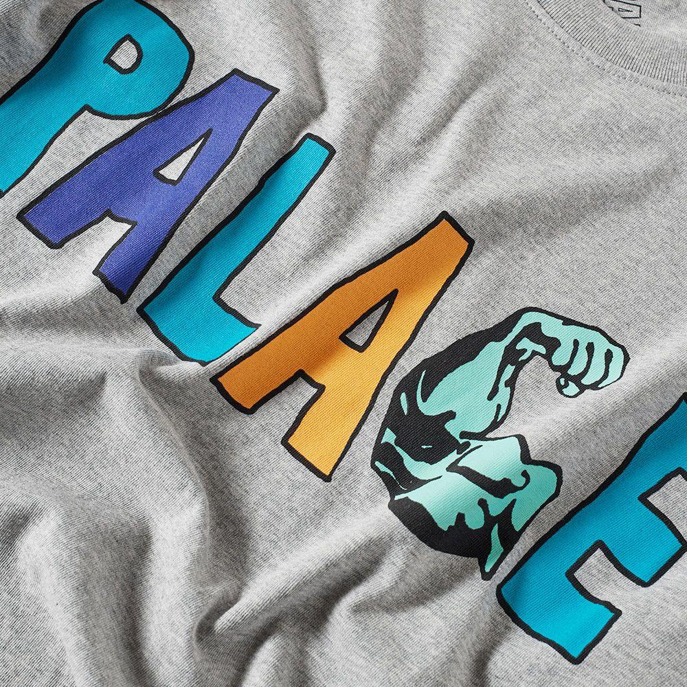 0d2d3b976ec6 Palace Muscle Tee Grey