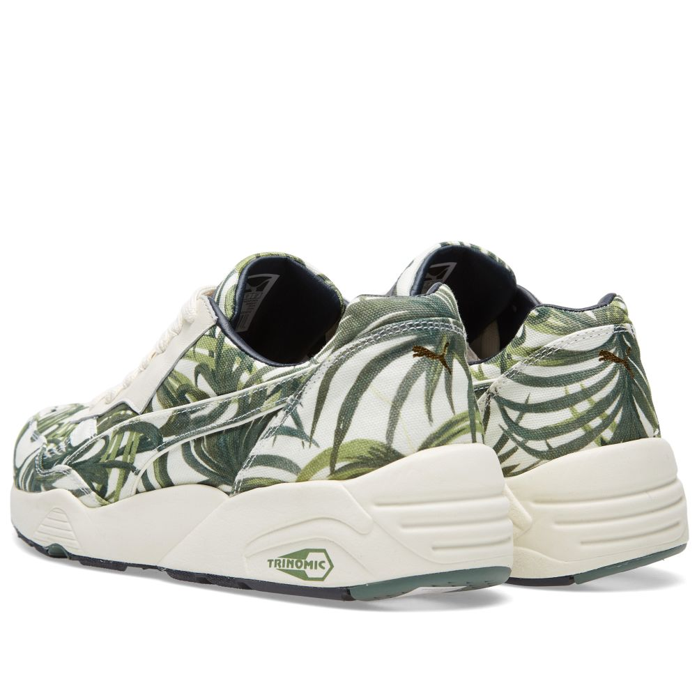 55318a31826 Puma x House of Hackney R698  Palm  Whisper White