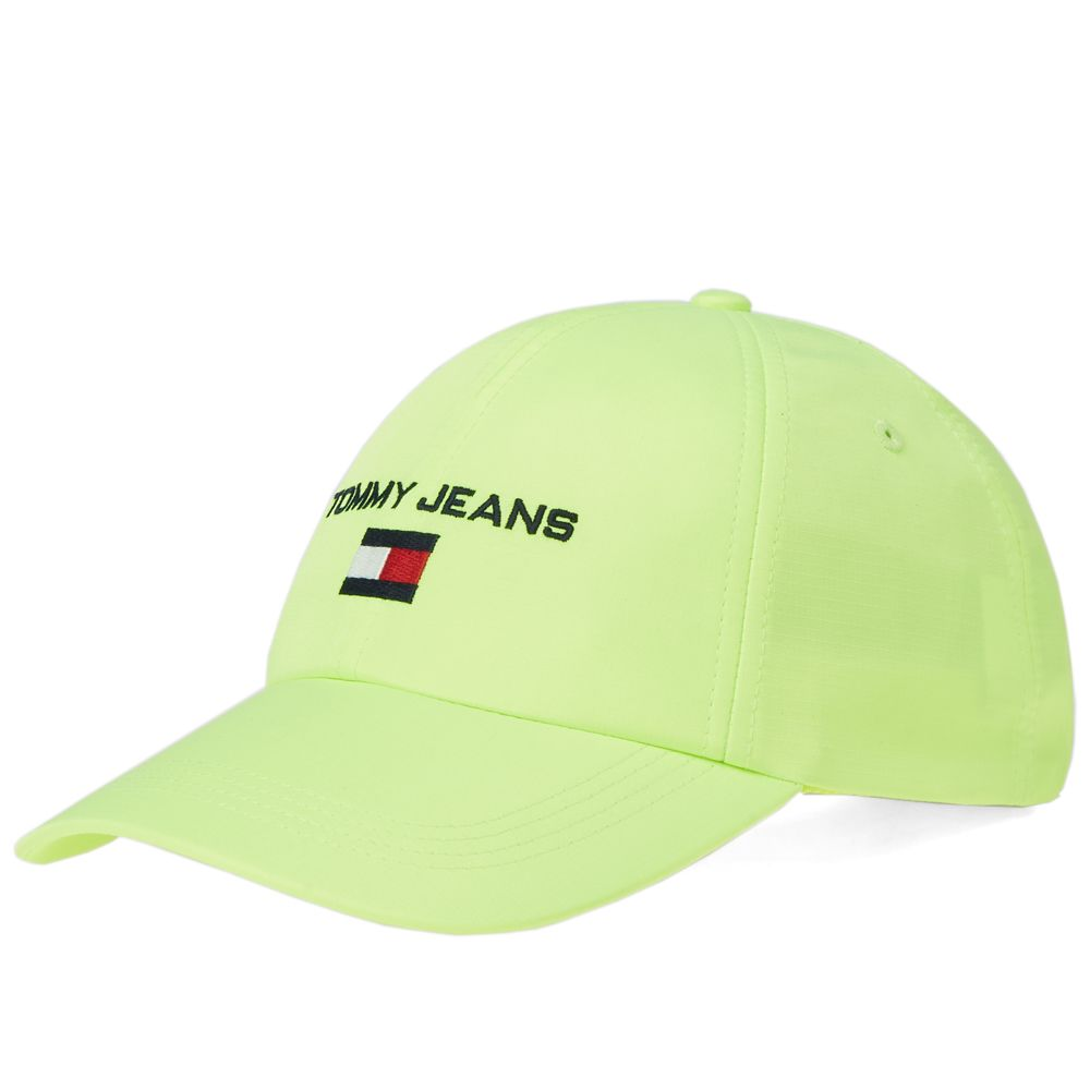 Tommy Jeans 5.0 90s Sailing Soft Cap Safety Yellow  f78e9ce68a9