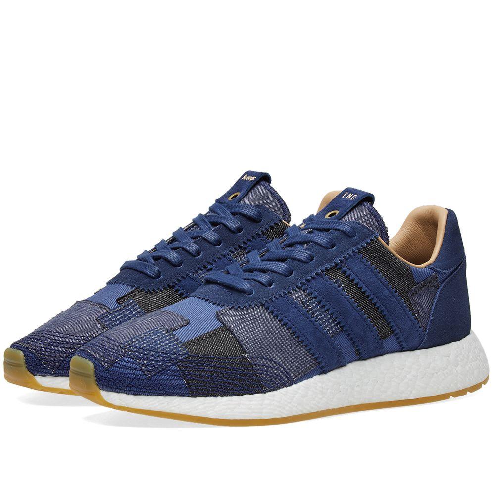 aeed3a07a5c9 END. x Bodega x Adidas Consortium Iniki Runner Blue