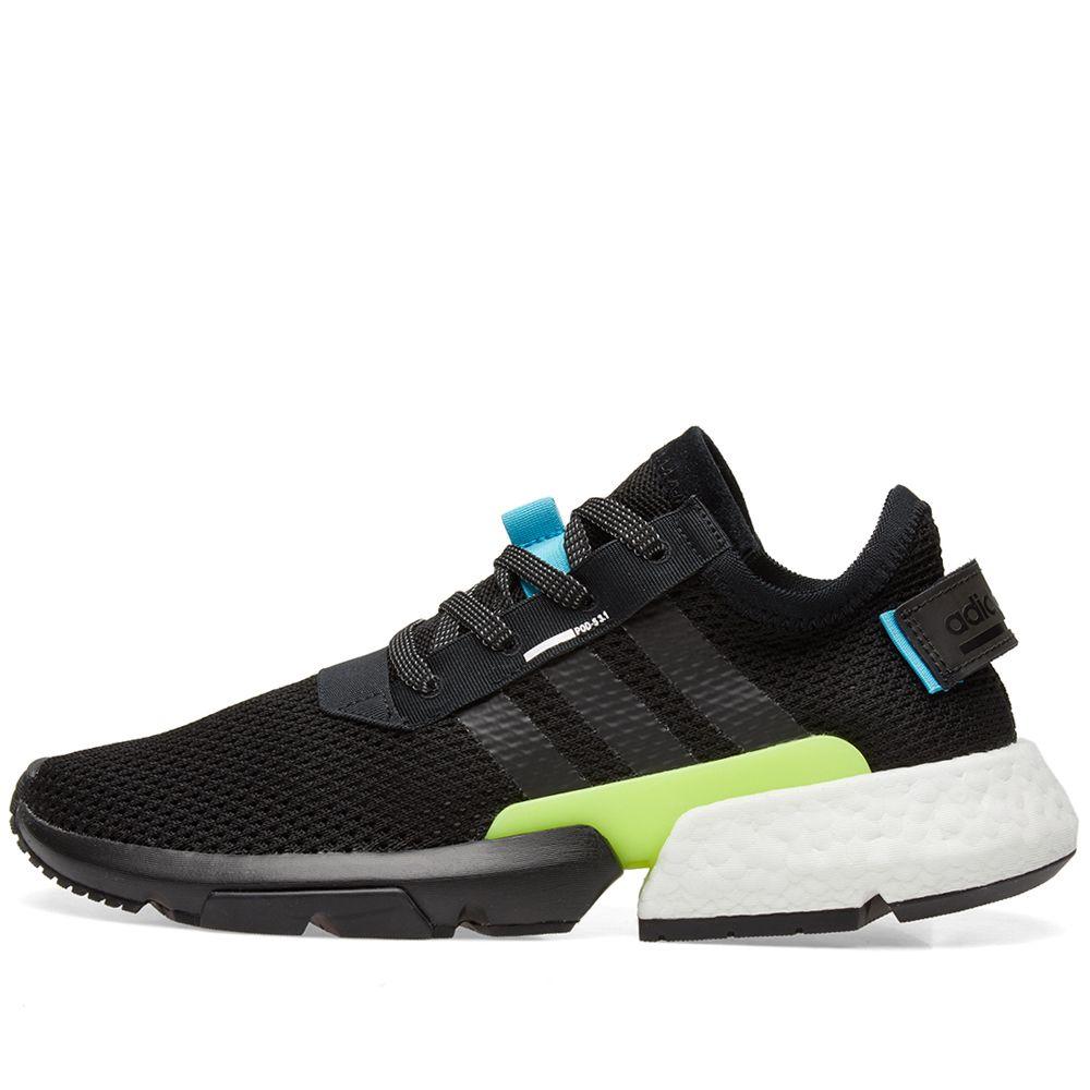 wholesale dealer df9a9 d1f3d Adidas POD S3.1. Core Black