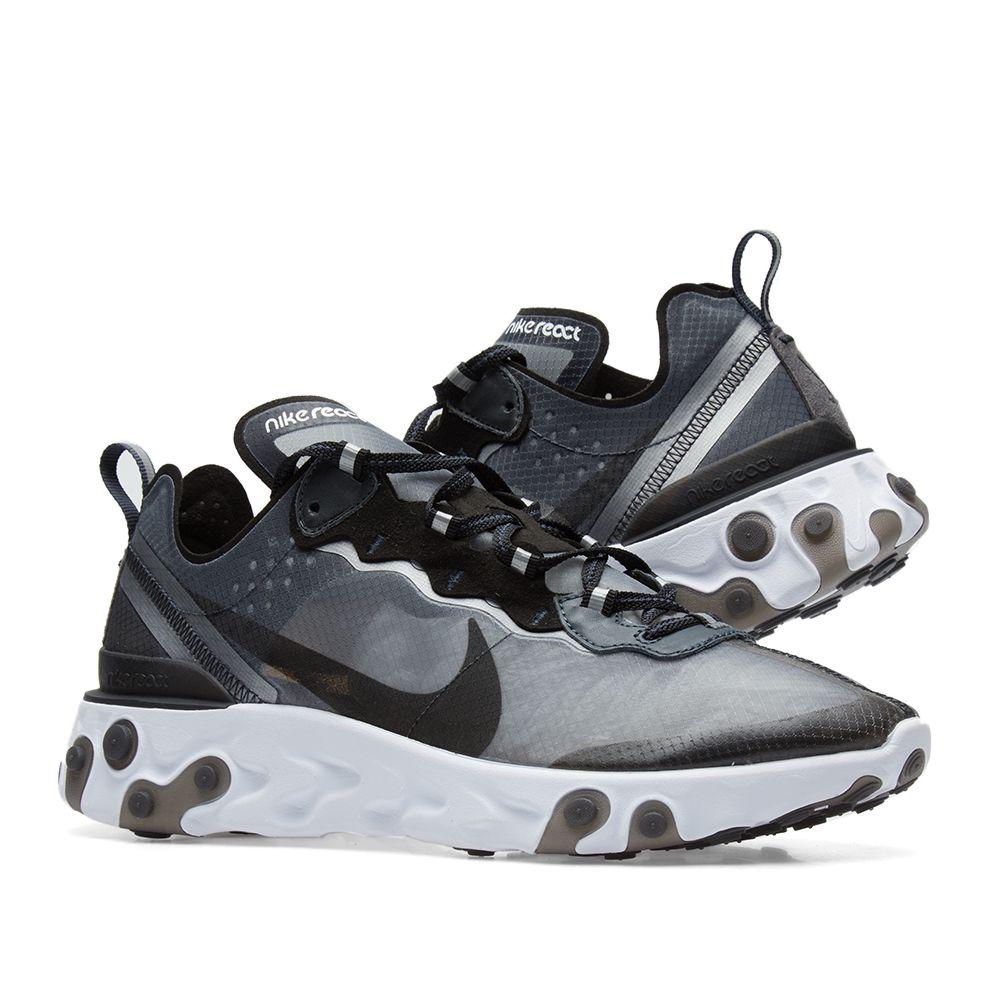 d5a8bdc238a4 Nike React Element 87 Anthracite