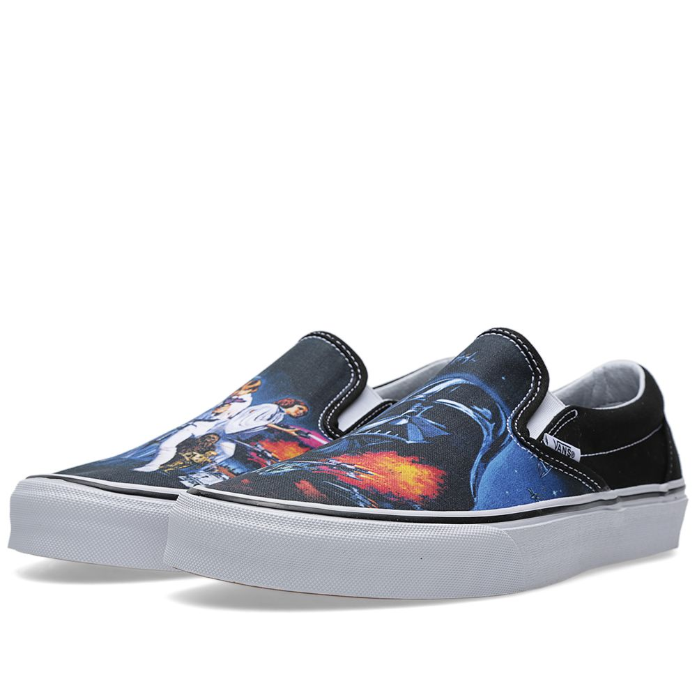 a533255c93 Vans x Star Wars Classic Slip On A New Hope
