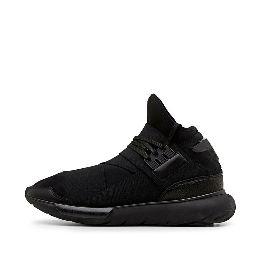 fe640d9a2 Y-3 Qasa High Black
