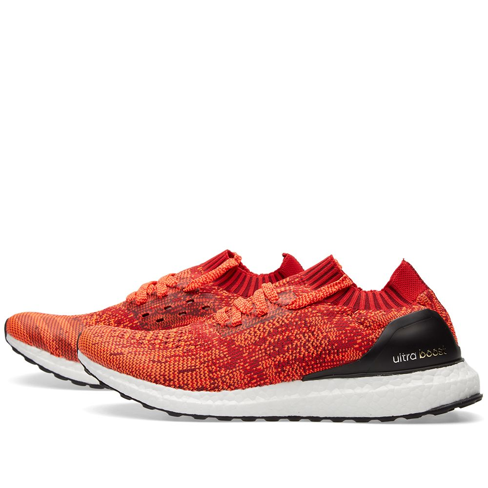 best website 0cf4d 5dcb6 Adidas Ultra Boost Uncaged Ltd. Scarlet   Solar Red