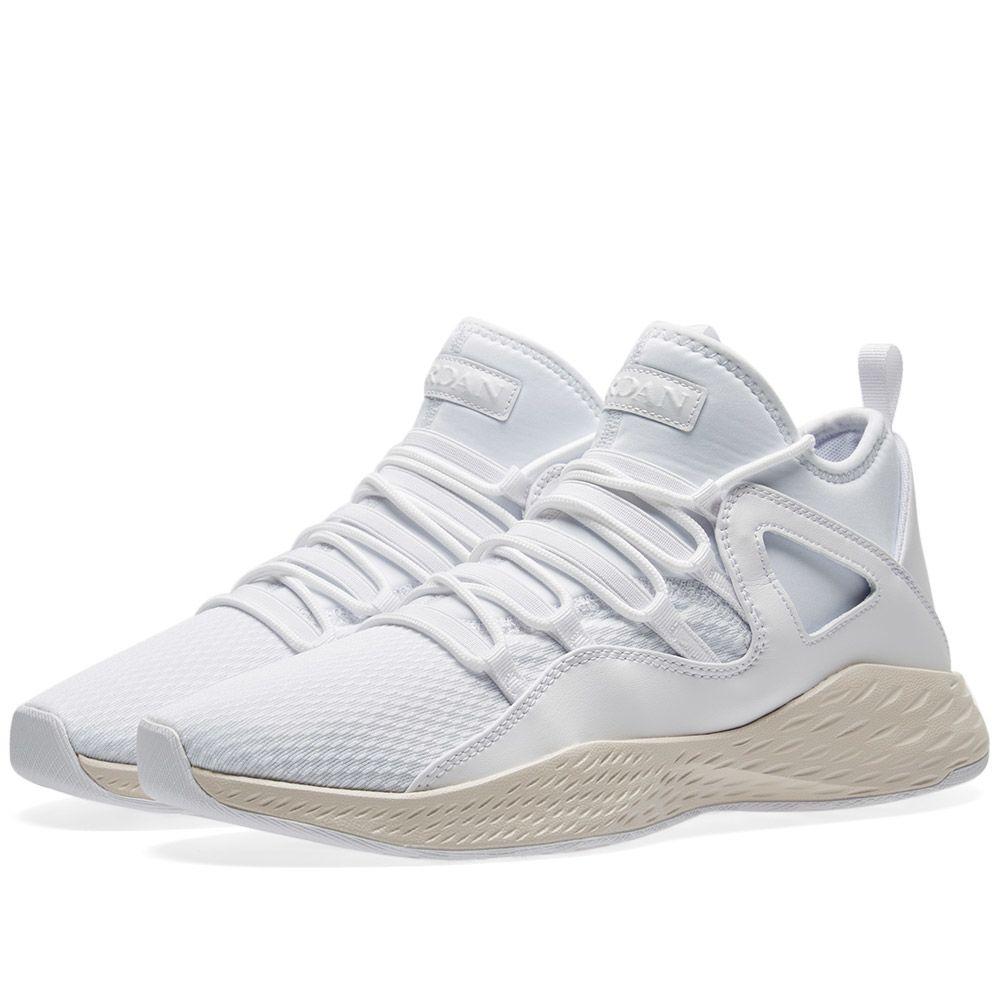 4e60df2891f66f Nike Jordan Formula 23 White   Light Orewood Brown