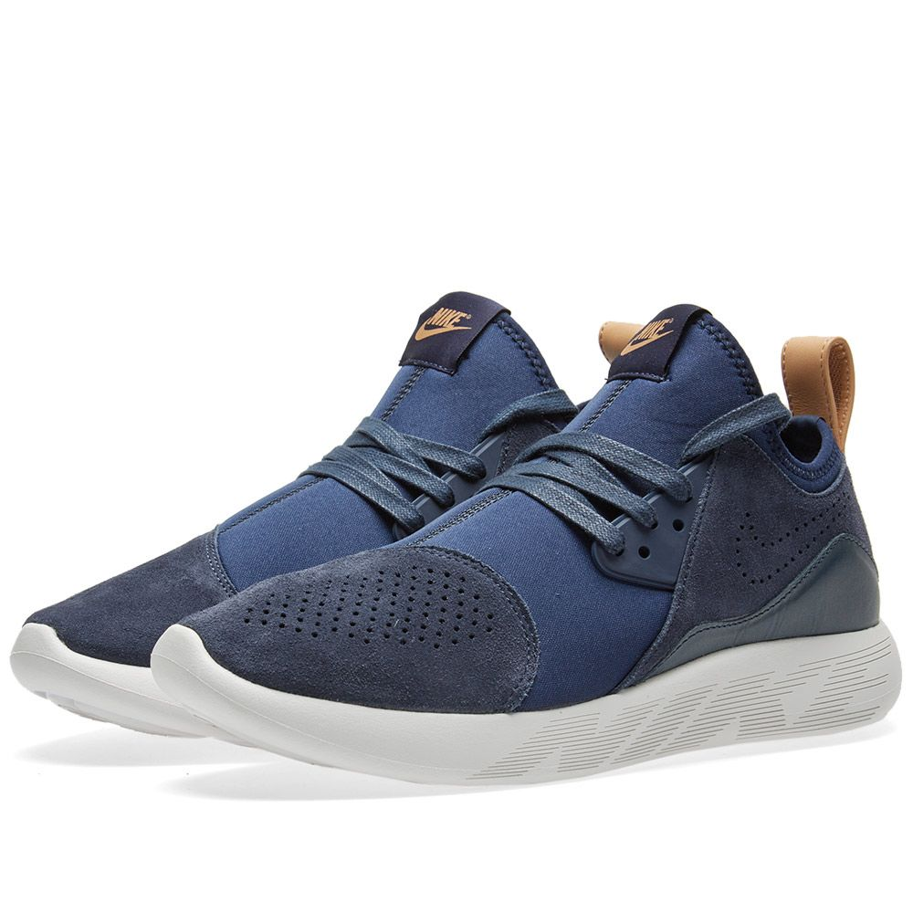 905b1144d82 Nike Lunarcharge Premium Obsidian   Armory Navy