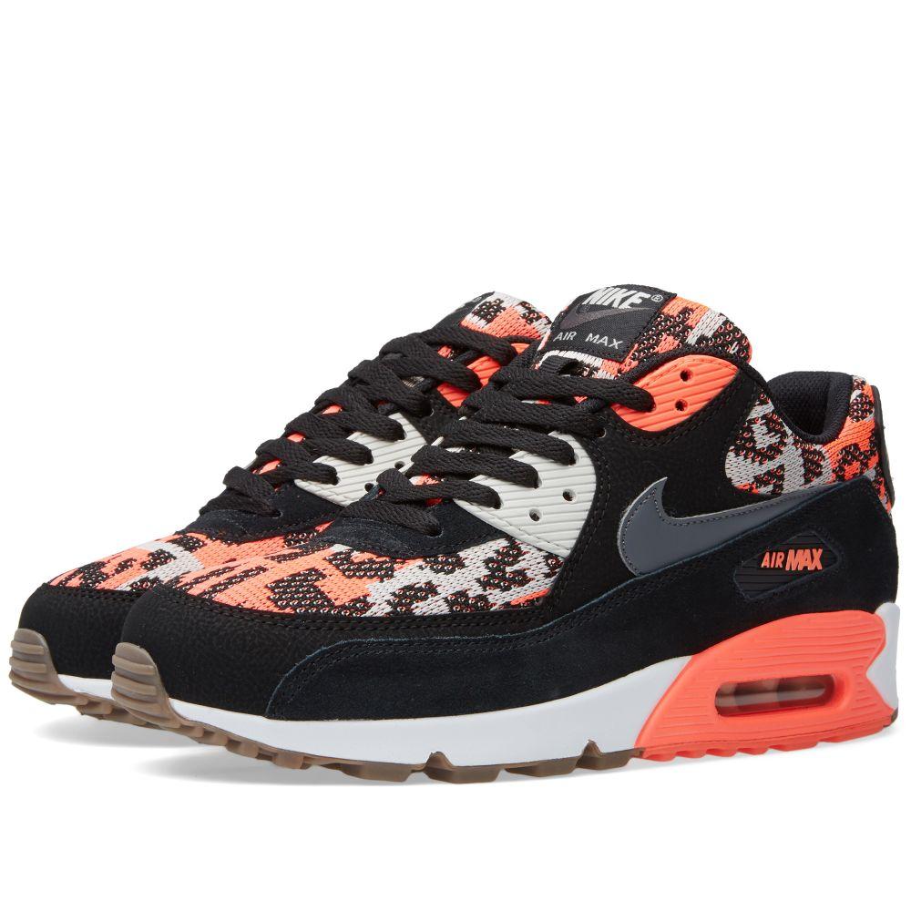best sneakers 8c20e e2841 Nike Air Max 90 PA Hot Lava   Dark Grey   END.