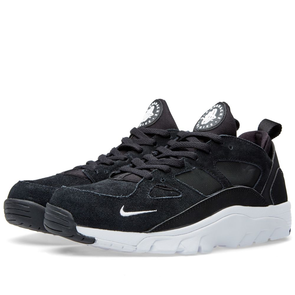 quality design 0fc06 6cb0f Nike Air Trainer Huarache Low. Black  White. S149. Plus Free Shipping.  image. image. image. image. image