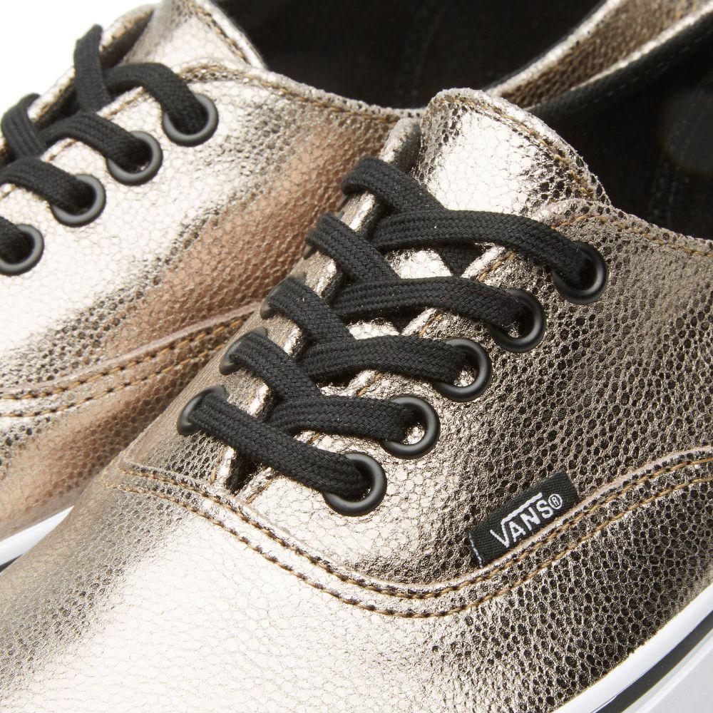 0478f1faef59 Vans California Authentic Decon Metallic Bronze   True White