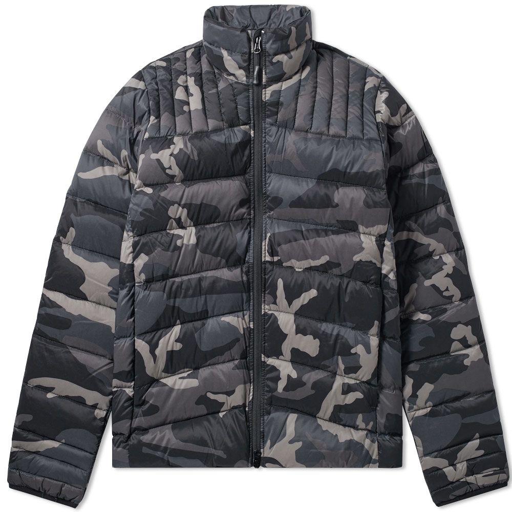 Canada Goose Black Label Brookvale Jacket Black Classic Camo  c7b62471c4af