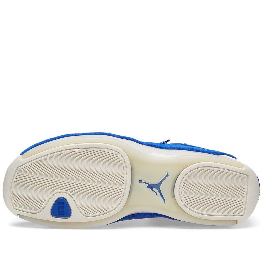 52e4e27bb71c65 Air Jordan 18 Retro. Racer Blue. DKK1