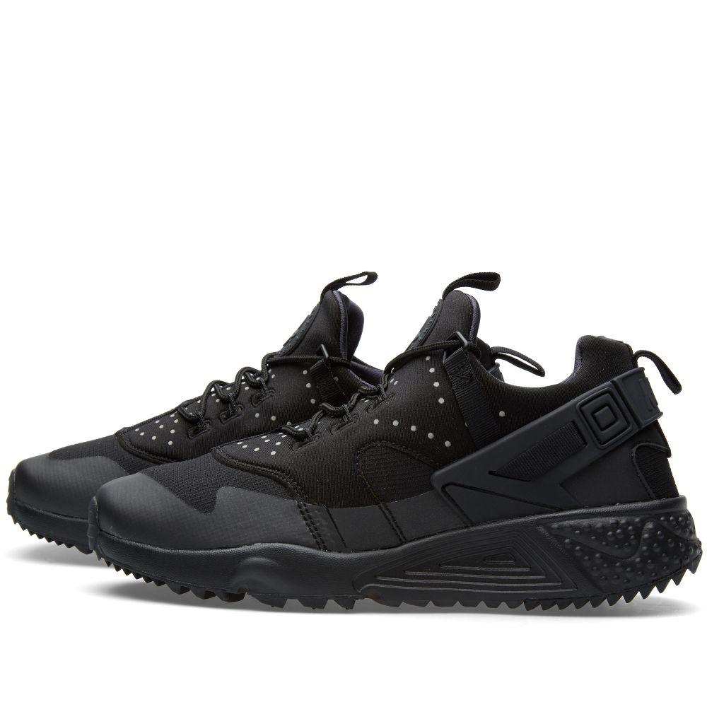 4e3126b436b9 Nike Air Huarache Utility Black